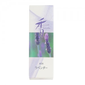 Shoyeido - Xiang Do - Lavender - 20 Incense Sticks