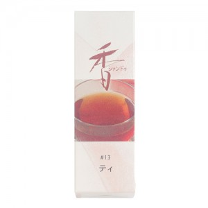 Shoyeido - Xiang Do - Tea - 20 Incense Sticks