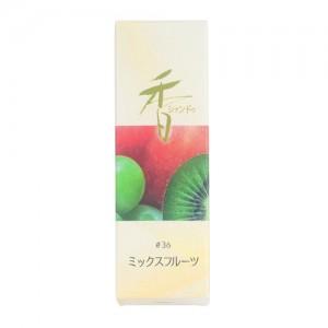 Shoyeido - Xiang Do - Mixed Fruits - 20 Incense Sticks