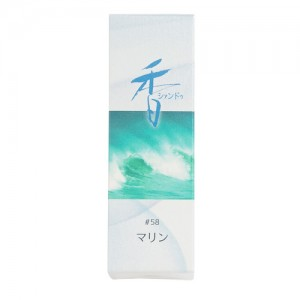Shoyeido - Xiang Do - Marine - 20 Incense Sticks
