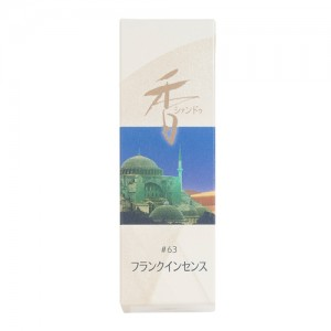 Shoyeido - Xiang Do - Frankincense - 20 Incense Sticks