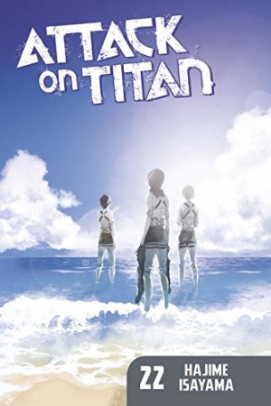 Attack on Titan, Vol. 22 by Hajime Isayama