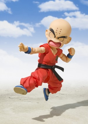 Dragon Ball S.H.Figuarts Krillin Early Years