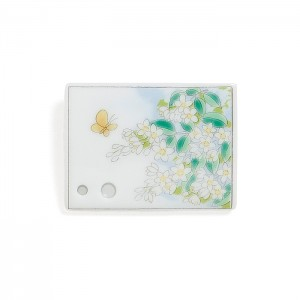 Shoyeido - Incense Holder - White Lilac - Unohana