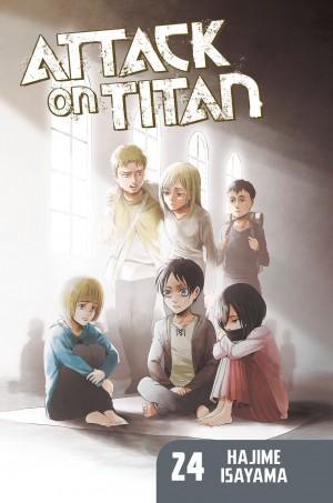 Attack on Titan, Vol. 24