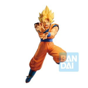 Dragon Ball Z Figure Android Battle with Dragon Ball Fighter Z Super Saiyan Son Goku