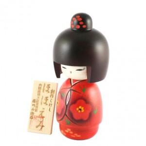 Kokeshi Doll - Hohoemi