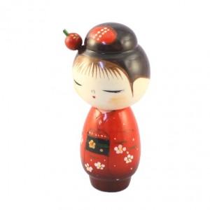 Kokeshi Doll - Hanadayori