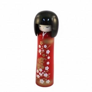 Kokeshi Doll - Hana-Kokeshi Ume