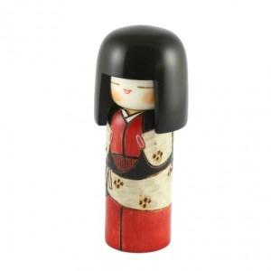 Kokeshi Doll - Sun Rising