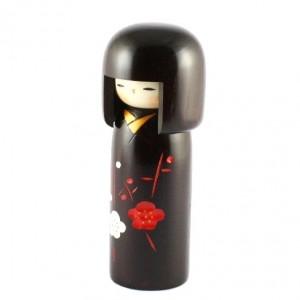 Kokeshi Doll - Happy Flower