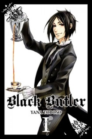 Black Butler, Vol. 1 By Yana Toboso
