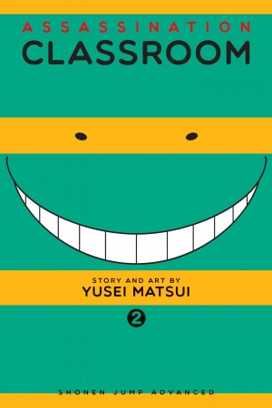 Assassination Classroom, Vol. 02