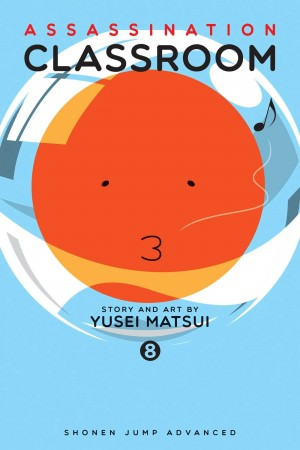 Assassination Classroom, Vol. 08