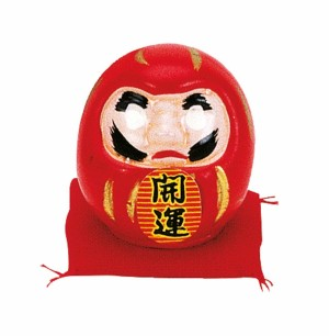 Daruma - Red - 6cm