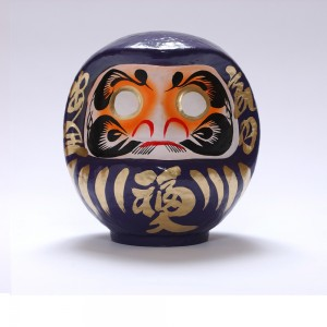 DARUMA - SIZE 2 - PURPLE - ADVANCEMENT IN CAREER