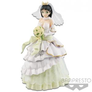Sword Art Online Figure Code Register EXQ Figure Wedding Suguha