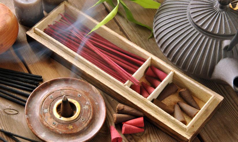 How are incense sticks made? - Japan Craft