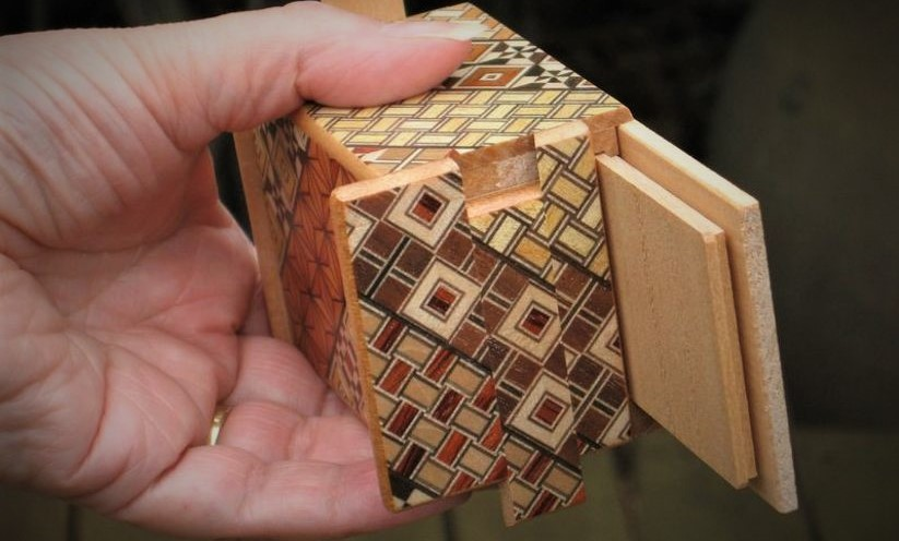 Japanese Puzzle Boxes Everything You Need To Know Japan Craft