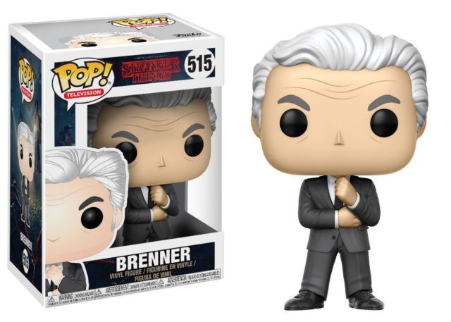 POP! Vinyl: Stranger Things: Brenner