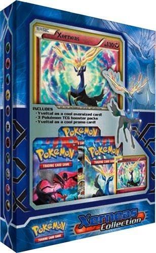 Pokemon TCG: Xerneas Collection