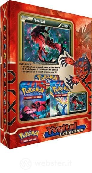 Pokemon TCG: Yvelta Collection