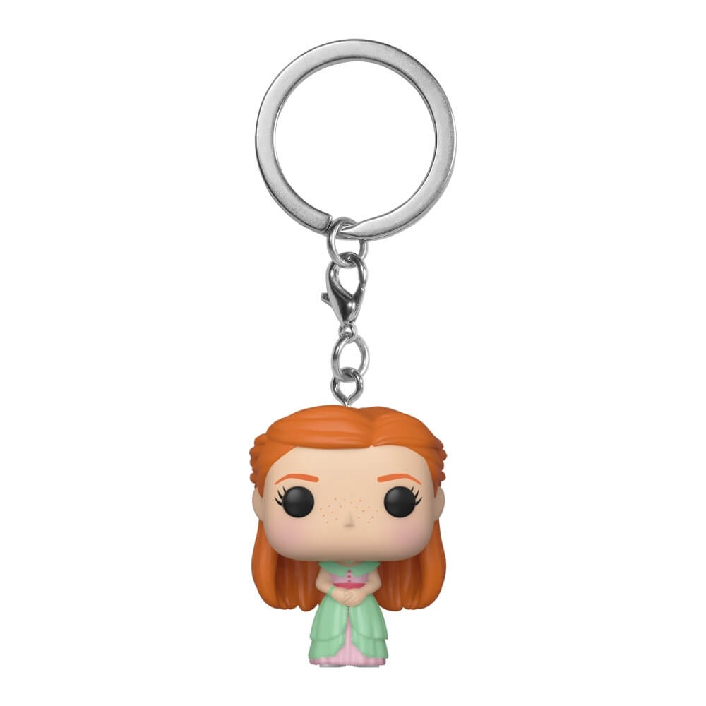 POP! Keychain: Harry Potter: Ginny Yule Ball