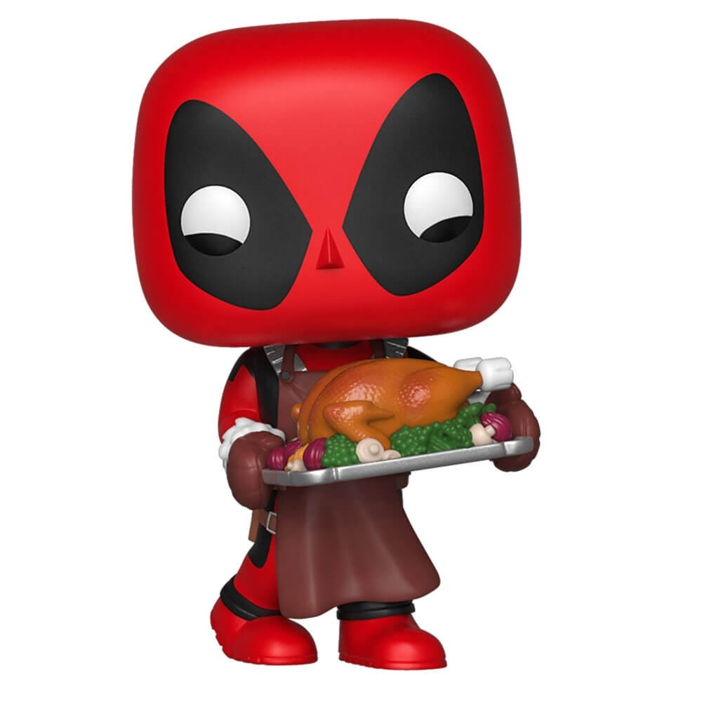 POP! Vinyl: POP Marvel: Holiday - Deadpool