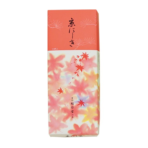 Shoyeido - Kyo-Nishiki / Kyoto Autumn Leaves - 300 Incense Sticks pack
