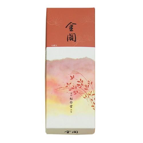 Shoyeido - Kin-Kaku / Golden Pavilion - 300 Incense Sticks pack