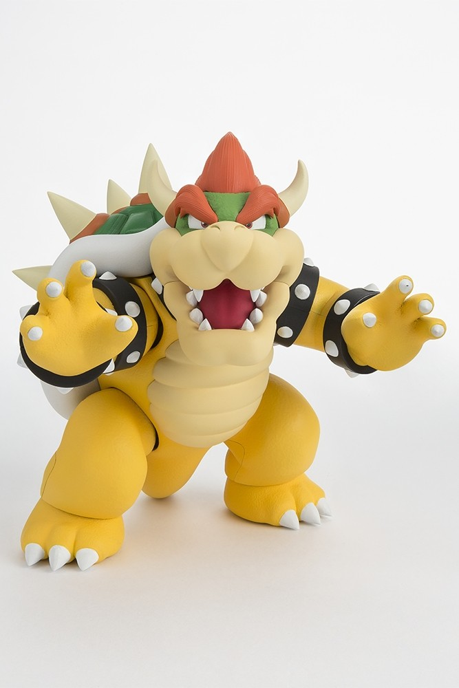 Super Mario S.H.Figuarts Bowser