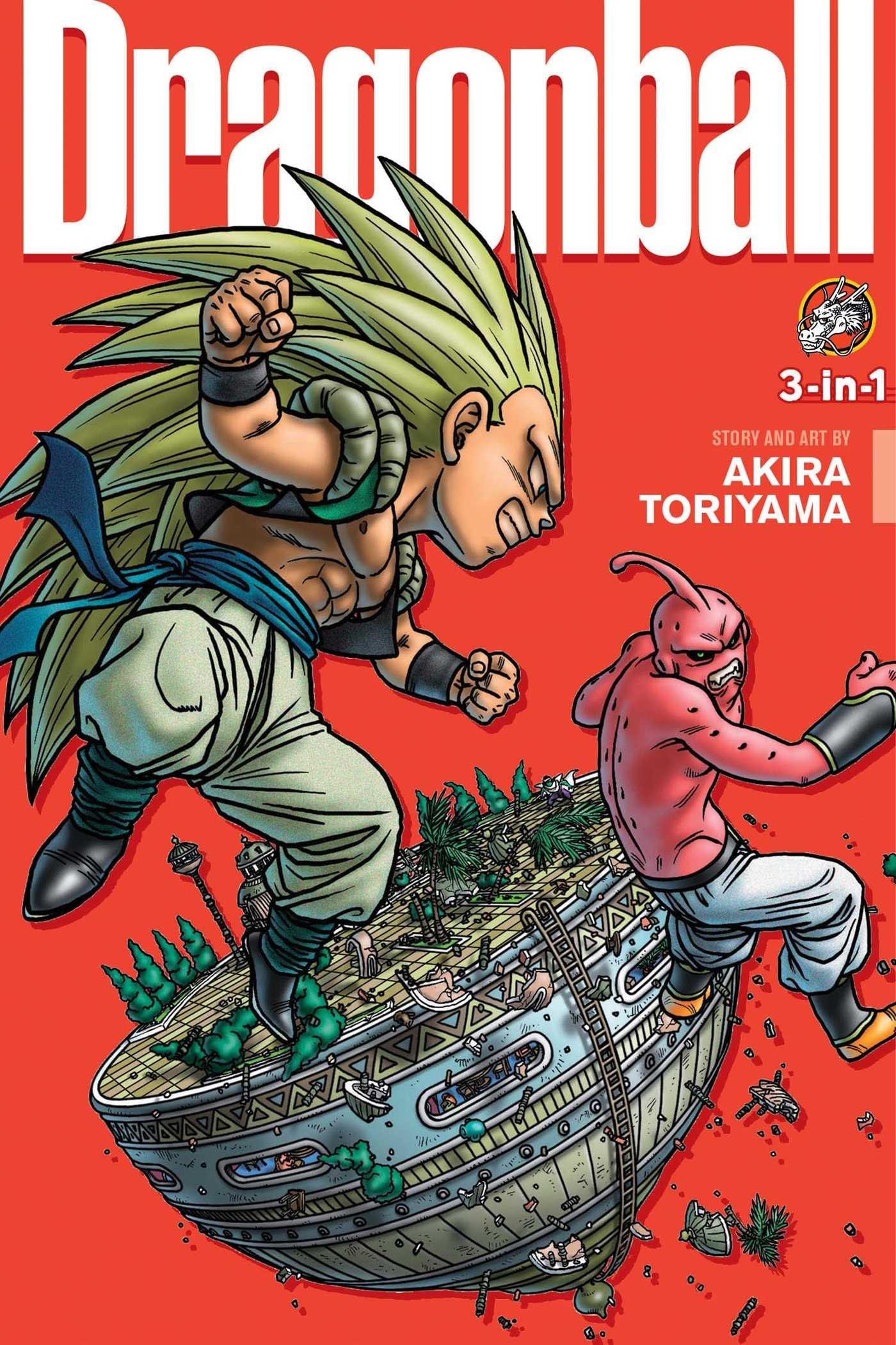 Dragon Ball (3-in-1 Edition), Vol. 14 by Akira Toriyama