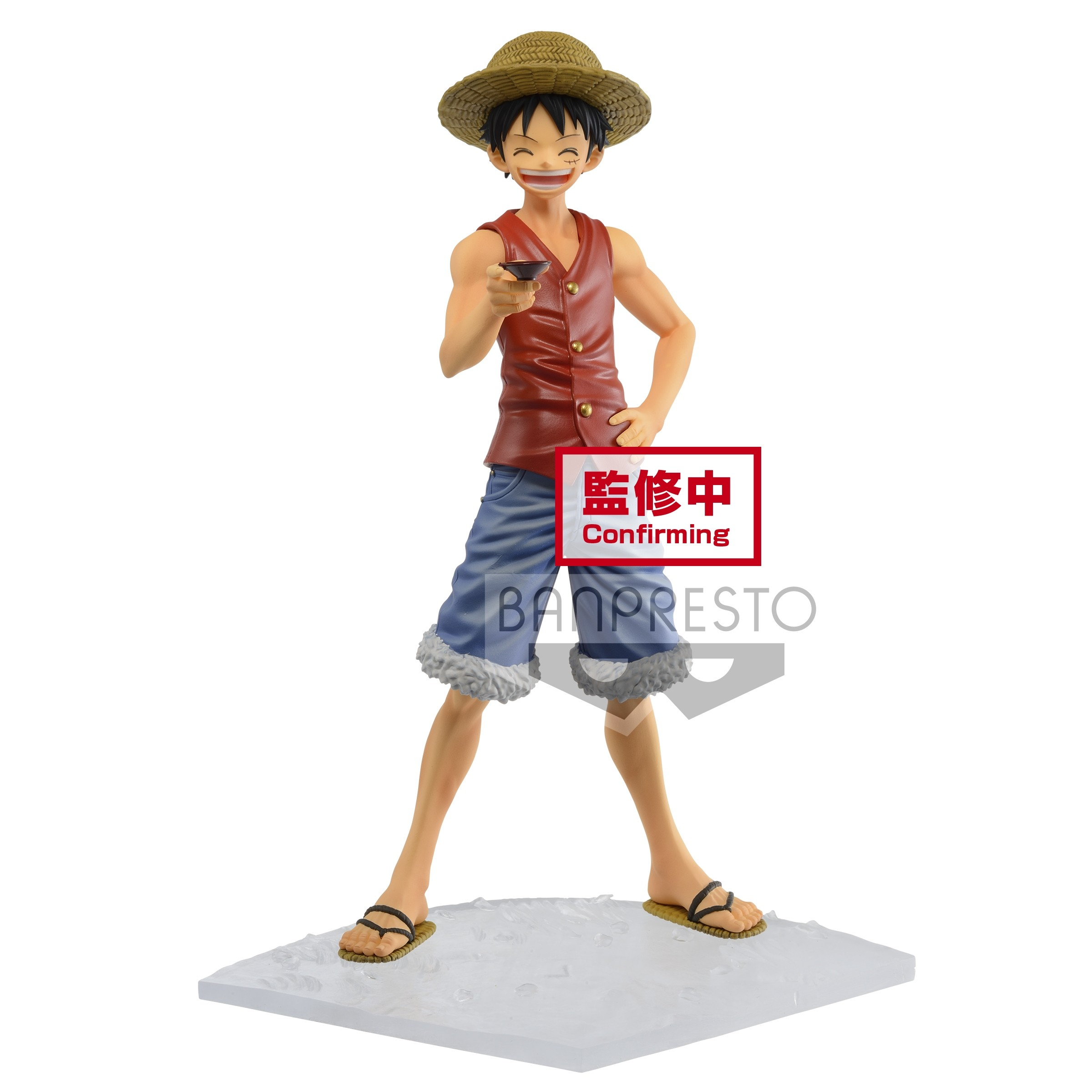 One Piece Magazine Figure Monkey. D. Luffy Special Episode〝LUFF〟~ Vol. 1