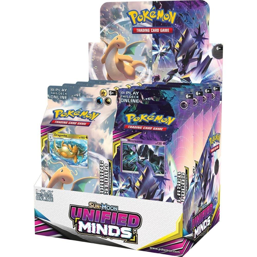 Pokemon TCG Sun & Moon #11 Unified Minds Theme Deck