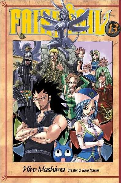 Fairy Tail, Vol. 13