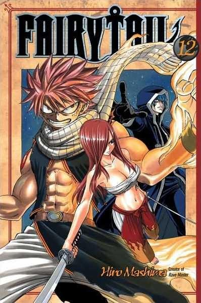 Fairy Tail, Vol. 12