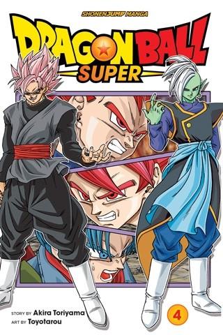 Dragon Ball Super, Vol. 04