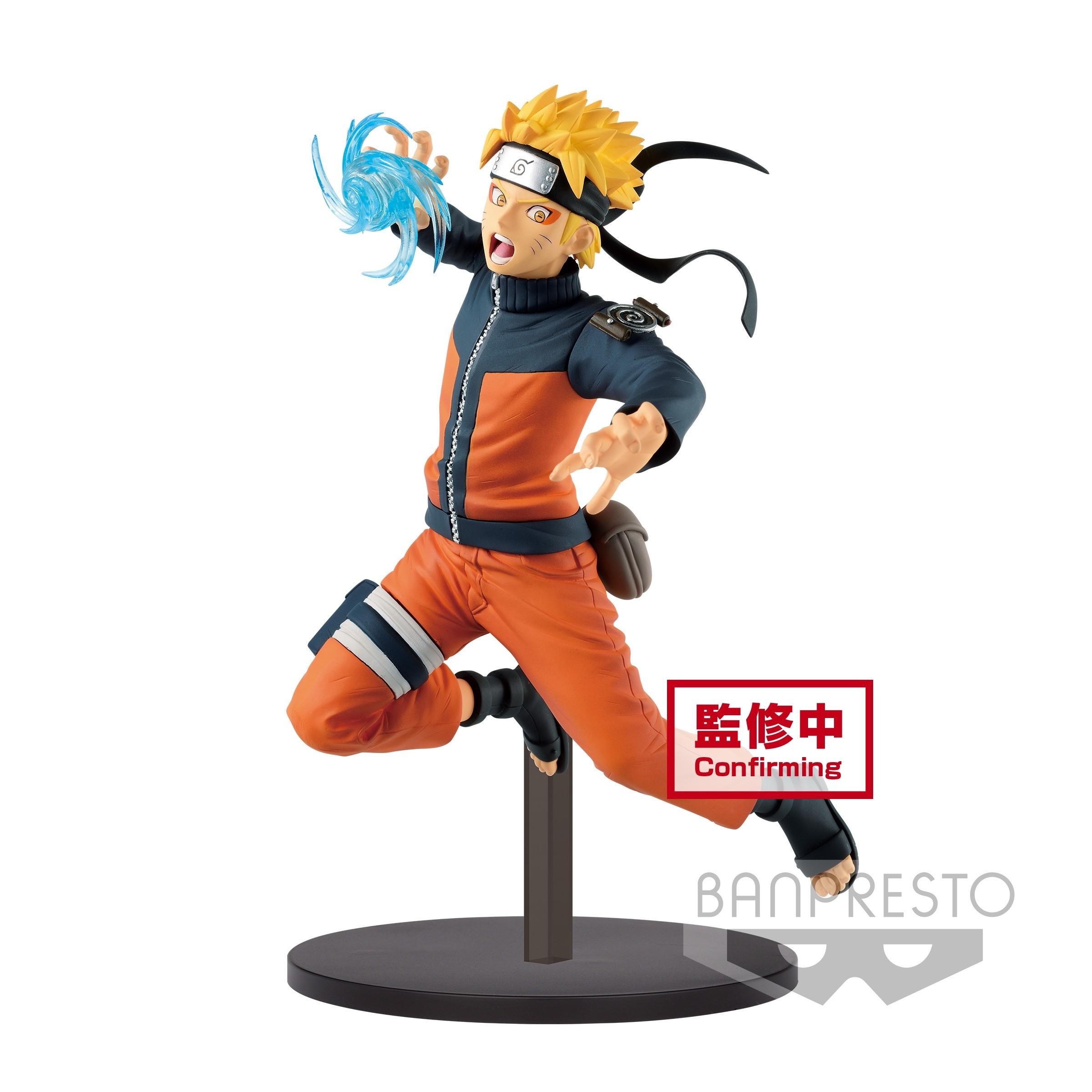 Naruto Shippuden Figure Vibration Stars Uzumaki Naruto