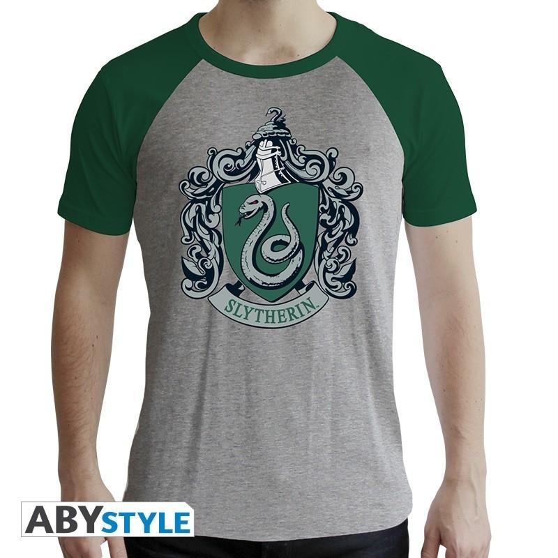 T-SHIRT Harry Potter Slytherin Medium