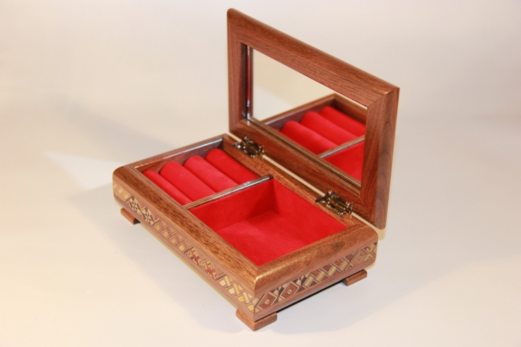 5.5 SUN JEWELLERY BOX