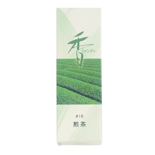 Shoyeido - Xiang Do - Sencha - 20 Incense Sticks