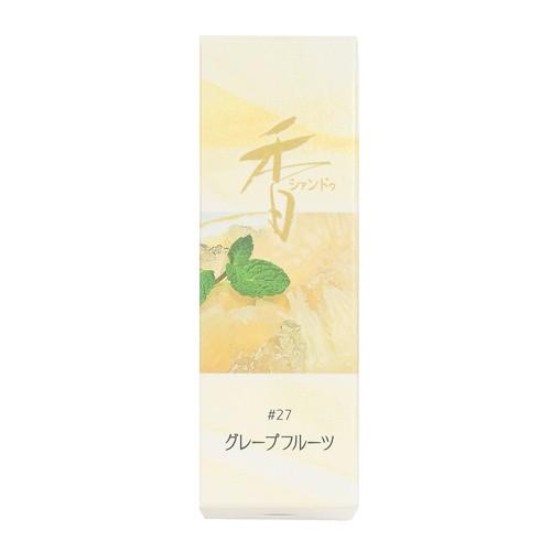 Shoyeido - Xiang Do - Grapefruit - 20 Incense Sticks