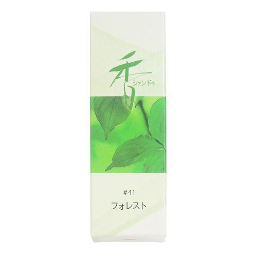 Shoyeido - Xiang Do - Forest - 20 Incense Sticks