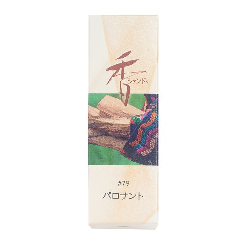 Shoyeido - Xiang Do - Palo Santo - 20 Incense Sticks