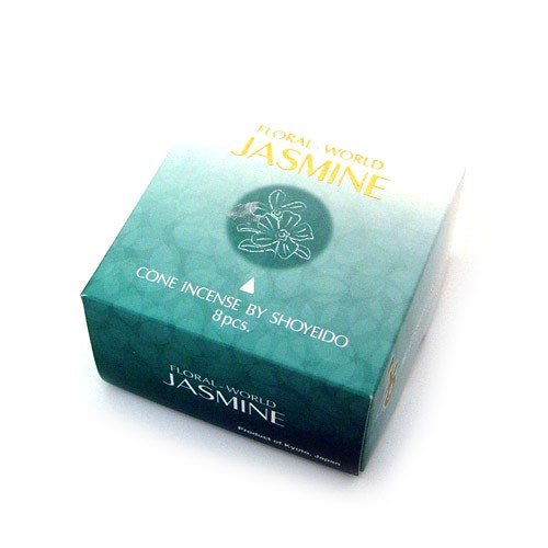 Shoyeido - Floral World - Jasmine - 8 Incense Cones