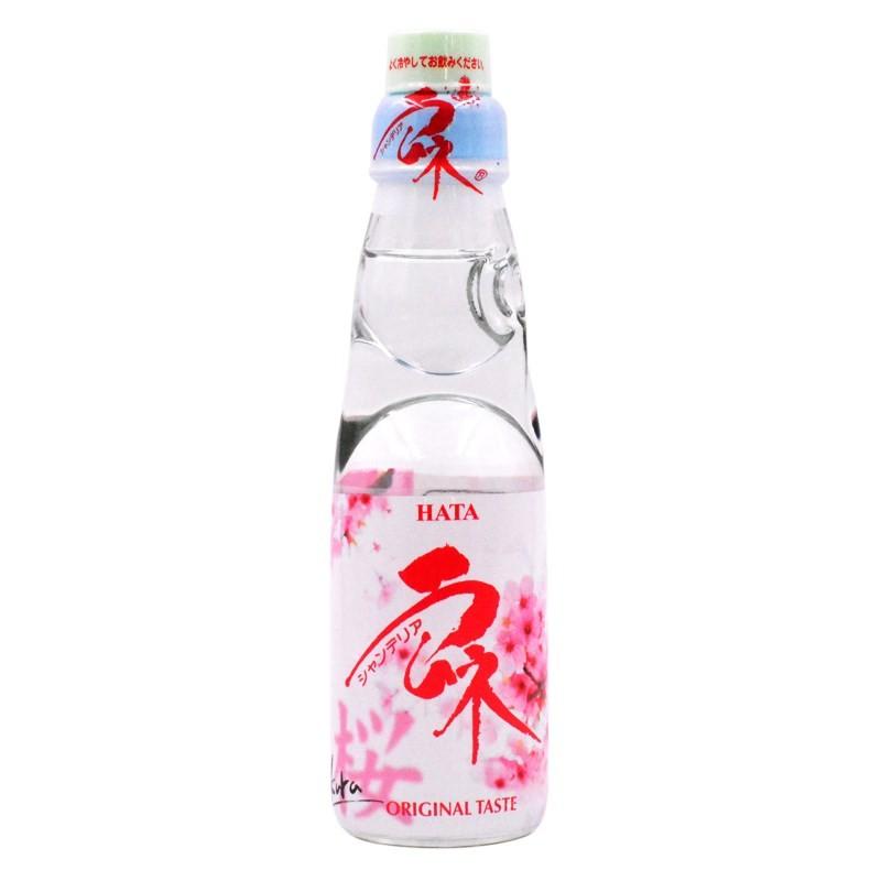 Ramune Pop Drink Sakura Edition Flavour 200ml