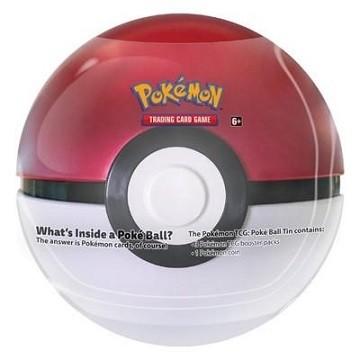 Pokémon TCG: PokémonTin Ball