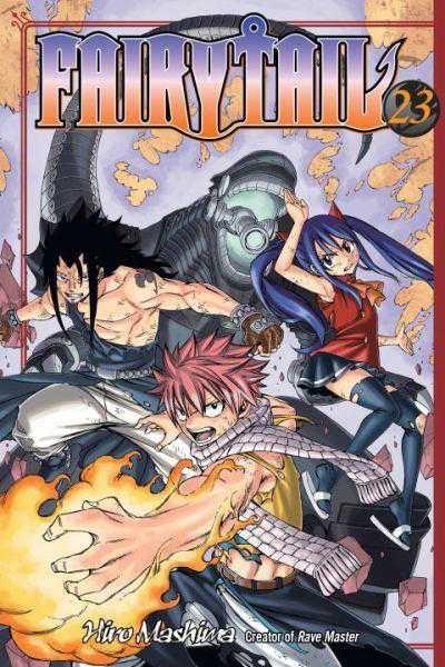 Fairy Tail, Vol. 23