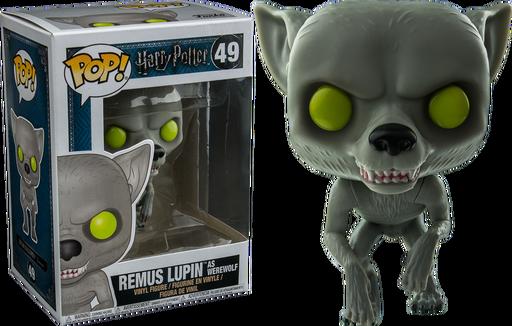 POP! Vinyl: Harry Potter: Remus Lupin (Werewolf) (Exc)