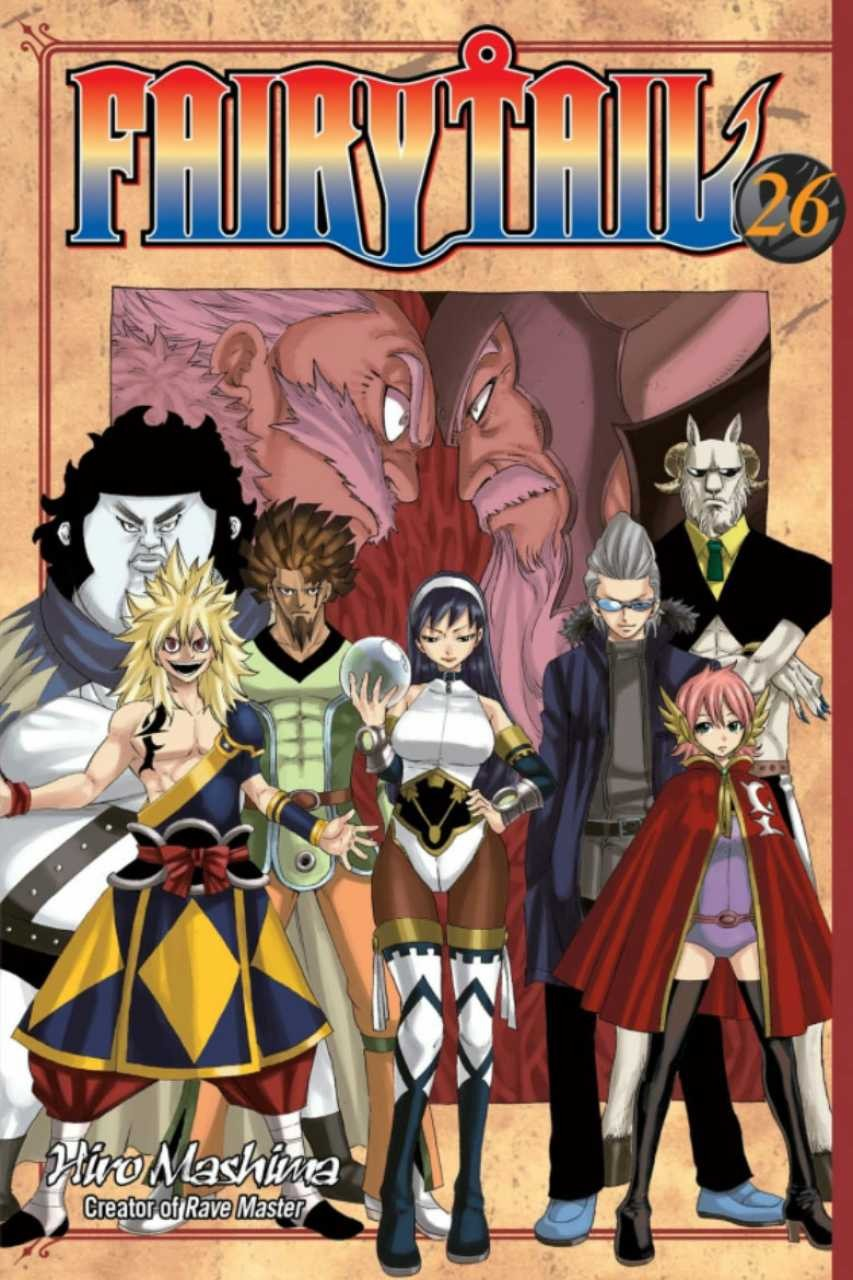 Fairy Tail, Vol. 26